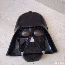 Figuras y Muñecos Star Wars: MASCARA DARE VADER DE LUCASFILM AÑO 2005 STAR EARS. Lote 295774213