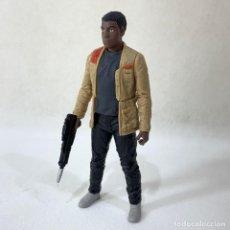 Figuras y Muñecos Star Wars: STAR WARS - FIGURA FINN + ARMA - LFL - HASBRO - 14 CM. Lote 296799658