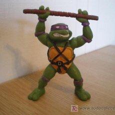 Figuras y Muñecos Tortugas Ninja: TORTUGA NINJA DE GOMA AÑOS 80 ESTUDIOS MIRAGE VER FOTOS. Lote 13415669
