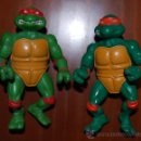 Figuras y Muñecos Tortugas Ninja: TORTUGAS NINJA BANDAI PLAYMATES 1988. Lote 27039798