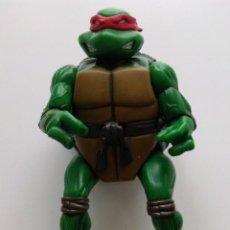 Figuras y Muñecos Tortugas Ninja: FIGURA DE LAS TORTUGAS NINJA RAPHAEL - TRANSFORMER - SE TRANSFORMA EN TORTUGA. Lote 25084207