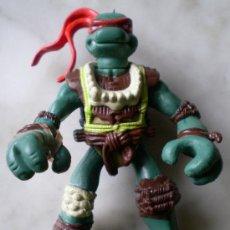Figuras y Muñecos Tortugas Ninja: TORTUGA NINJA PLAYMATES 2008, ARTICULADA.. Lote 29952755