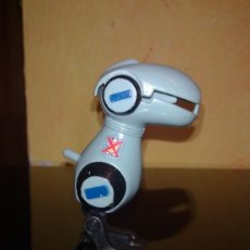 Figuras y Muñecos Tortugas Ninja: WACKY WALKIN MOUSER.TORTUGAS NINJA.MUY BUSCADO. ROBOT COME RATAS GIGANTES.DIFICIL. Lote 34151997