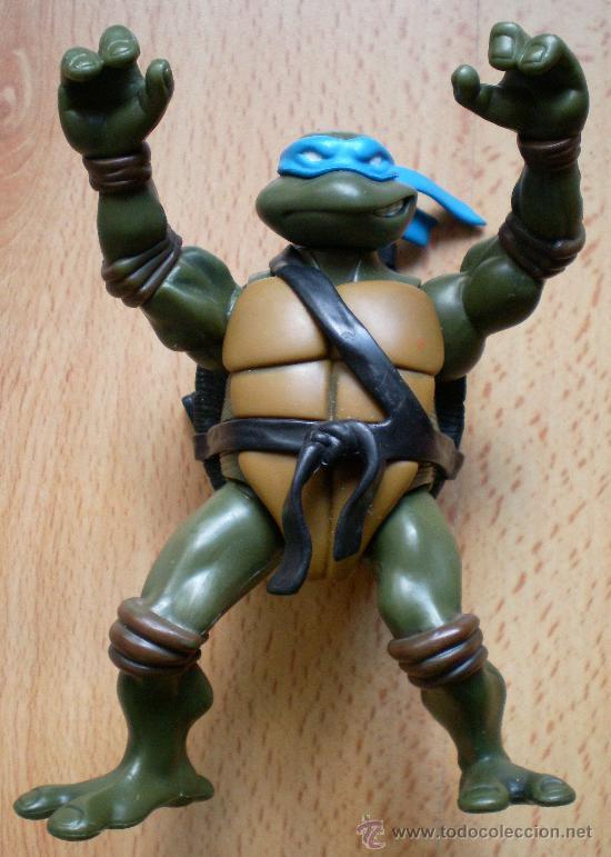 TORTUGA NINJA 12 CM, ARTICULADA (Juguetes - Figuras de Acción - Tortugas Ninja)