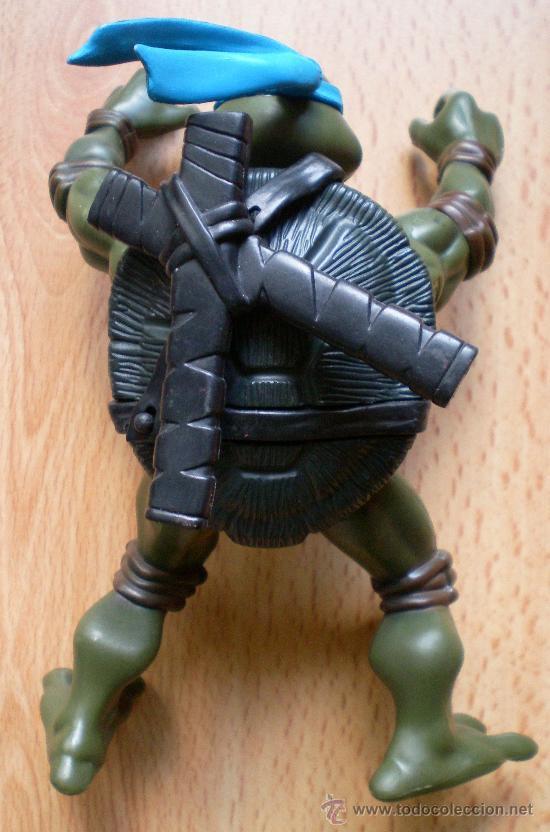 Figuras y Muñecos Tortugas Ninja: Tortuga Ninja 12 cm, articulada - Foto 2 - 30376012
