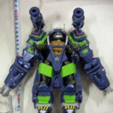 Figuras y Muñecos Tortugas Ninja: GRAN ARMAZON ROBOT CON TORTUGA NINJA. Lote 31365293