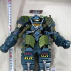 Figuras y Muñecos Tortugas Ninja: GRAN ARMAZON ROBOT CON TORTUGA NINJA. Lote 31365534