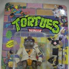 Figuras y Muñecos Tortugas Ninja: ANTIGUOS BLISTER LEO, DON Y RAPH TORTUGAS NINJA DE COLECCION NUEVOS PRECINTADOS A ELEGIR UNO. Lote 126615558
