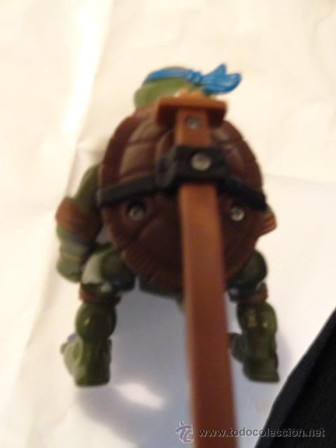 Figuras y Muñecos Tortugas Ninja: tortuga ninja leonardo - Foto 2 - 36180131