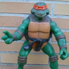 Figuras y Muñecos Tortugas Ninja: TORTUGA NINJA GRANDE, 30 CM, PLAYMATES TOYS 2002. Lote 90113066