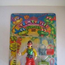 Figuras y Muñecos Tortugas Ninja: 1993 VINTAGE TEENAGE MUTANT NINJA TMNT TORTUGAS NINJA - IRMA. Lote 38560734