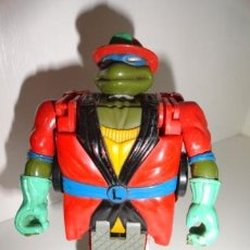 Figuras y Muñecos Tortugas Ninja: TORTUGA TORTUGAS NINJA 1993 TRANFORMERS TRANSFORMABLE. Lote 39484681