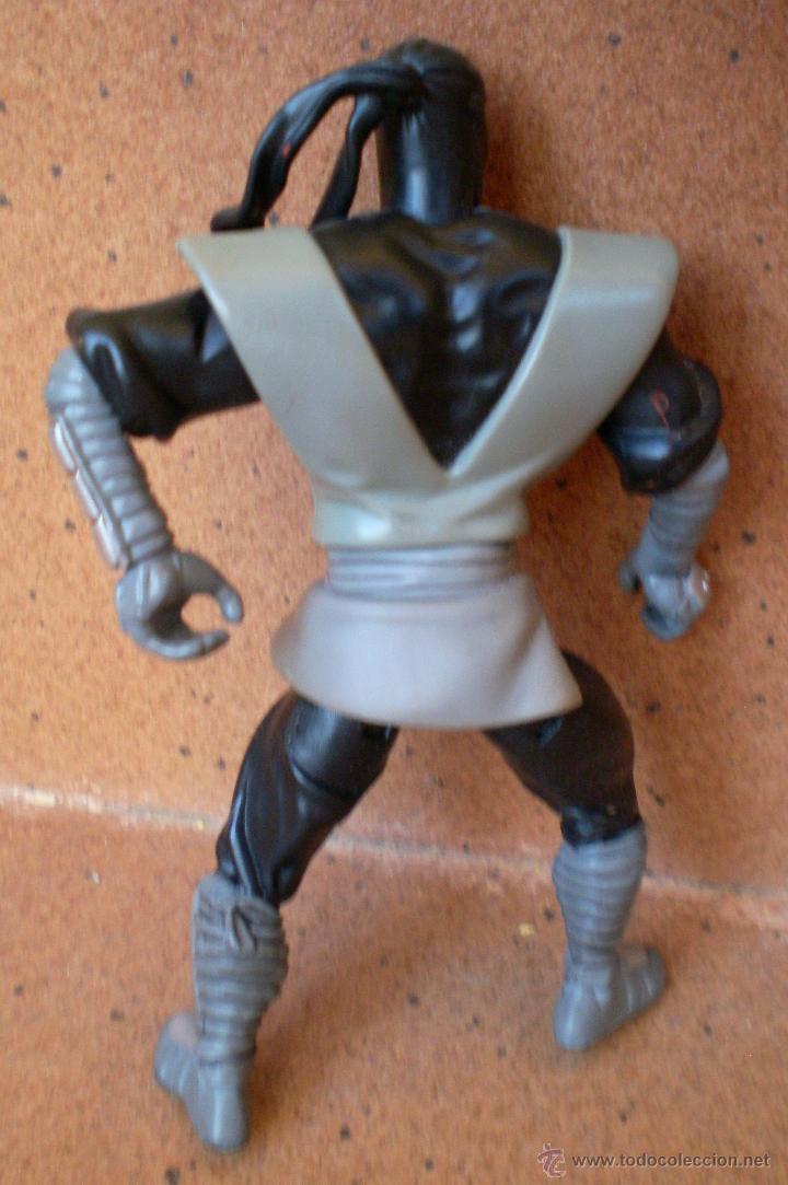 Figuras y Muñecos Tortugas Ninja: Figura articulada Tortugas Ninja Playmates 2002 - Foto 2 - 39739901