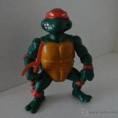 Figuras y Muñecos Tortugas Ninja: TORTUGAS NINJA PLAYMATES 1988 CON ARMAS. Lote 39934346