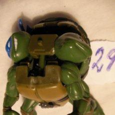 Figuras y Muñecos Tortugas Ninja: TORTUGA NINJA TRANSFORMERS DOBLE CABEZA. Lote 41726528