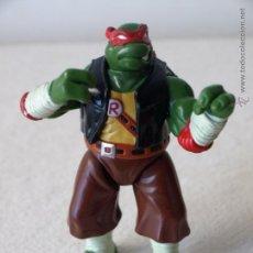 Figuras y Muñecos Tortugas Ninja: TORTUGA NINJA ARTICULADA. 12 CM ALTO. 1997 MIRAGE STUDIOS.PLAYMATES TOYS. VER FOTOS Y DESCRIPCION.. Lote 42154095