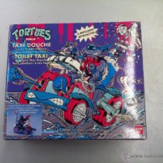 Figures and Dolls Ninja Turtles - TORTUGAS NINJA TAXI RETRETE SIN USAR - 43348458