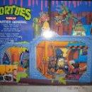 Figuras y Muñecos Tortugas Ninja: TORTUGAS NINJA - AÑOS 80 - CUARTEL GENERAL. Lote 43669574