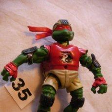 Figuras y Muñecos Tortugas Ninja: FIGURA TORTUGA NINJA. Lote 43926192