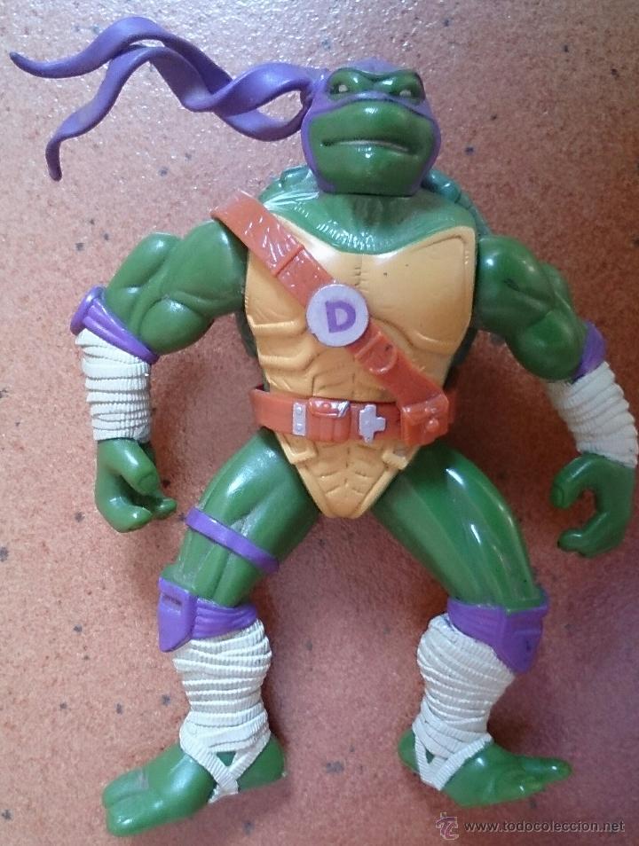 TORTUGA NINJA DONATELLO PLAYMATES 1997 (Juguetes - Figuras de Acción - Tortugas Ninja)
