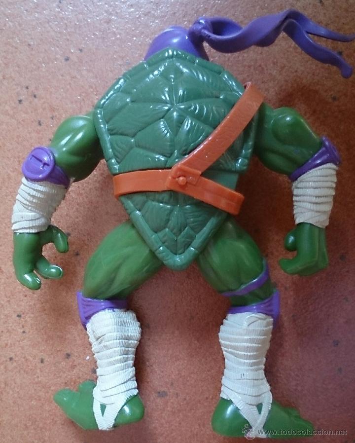 Figuras y Muñecos Tortugas Ninja: Tortuga Ninja Donatello Playmates 1997 - Foto 2 - 45109884