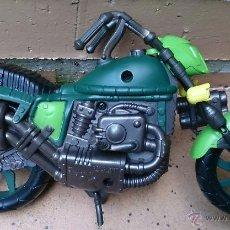 Figuras y Muñecos Tortugas Ninja: MOTO TEENAGE MUTANT NINJA RIPPIN RIDER 2012 VIACOM . Lote 46117874
