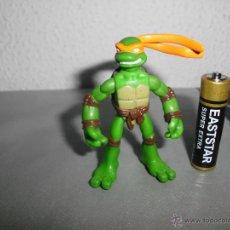 Figuras y Muñecos Tortugas Ninja: MUÑECO FIGURA TORTUGAS NINJA TURTLE TEENEGER MUTANS ADOLESCENT TORTUGA PLAYMATES. Lote 46795898