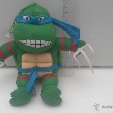 Figuras y Muñecos Tortugas Ninja: RARA TORTUGA NINJA BOOTLEG KNOCK OFF 80S TORTUGAS NINJAS TMNT TURTLES KO PELUCHE HIBRIDO RAPHAEL LEO. Lote 47455862