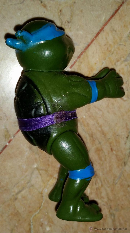 RARA TORTUGA NINJA PITIPINZA (Juguetes - Figuras de Acción - Tortugas Ninja)