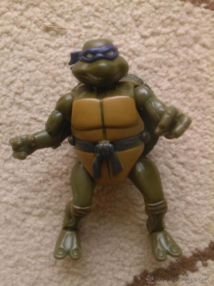 FIGURA DONATELLO TORTUGAS NINJA TMNT PLAYMATES MIRAGE TRANSFORMABLE (Juguetes - Figuras de Acción - Tortugas Ninja)