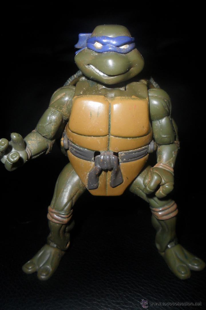 DONATELLO - TORTUGAS NINJA MUTATION - SE TRANSFORMA (Juguetes - Figuras de Acción - Tortugas Ninja)