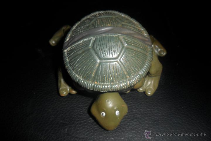 Figuras y Muñecos Tortugas Ninja: DONATELLO - TORTUGAS NINJA MUTATION - SE TRANSFORMA - Foto 2 - 48401005