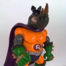 Figuras y Muñecos Tortugas Ninja: FIGURA TORTUGAS SUPER VILLANO ROCKSTEADY NINJA TURTLES NINJA VINTAGE. Lote 48926540
