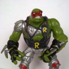 Figuras y Muñecos Tortugas Ninja: FIGURA TORTUGAS HULK RARAEL NINJA TURTLES NINJA VINTAGE. Lote 48926549