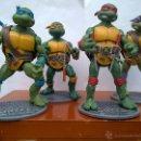 Figuras y Muñecos Tortugas Ninja: TORTUGAS NINJA EDICION LIMITADA COMPLETAS EDICION COLECCIONISTAS.+ EXTRAS. Lote 126784682