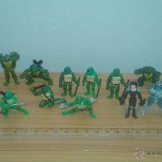 Figuras y Muñecos Tortugas Ninja: TORTUGAS NINJA HUEVOS SORPRESA TMNT NINJA TURTLES . Lote 48963840