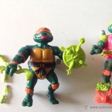 Figuras y Muñecos Tortugas Ninja: TORTUGAS NINJA AÑOS 90. Lote 49099817