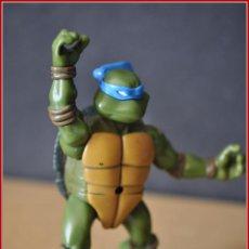 Figuras y Muñecos Tortugas Ninja: TORTUGAS NINJA - MIRAGE ESTUDIOS - PLAYMATES TOYS 2002 - LEONARDO. Lote 49883969