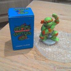 Figuras y Muñecos Tortugas Ninja: FIGURA ORIGINAL AÑOS 90 , DISEÑO HARRY JAMES. Lote 50169651