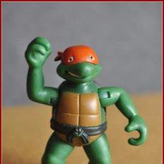 Figuras y Muñecos Tortugas Ninja: TORTUGAS NINJA - MIRAGE STUDIOS PLAYMATES TOYS 2004 - MICHELANGELO . Lote 50758935
