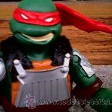 Figuras y Muñecos Tortugas Ninja: TORTUGA NINJA VIACOM PTI EL SEGUNDO (2012) - SOBRE 15 CMS. Lote 50868139