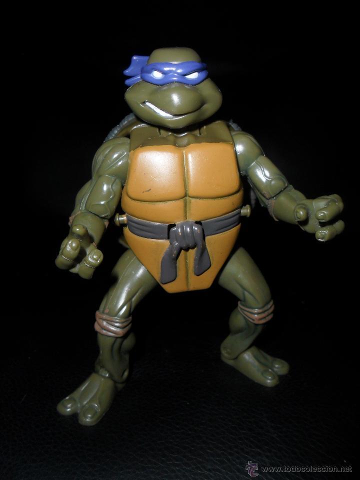 DONATELLO - TORTUGAS NINJA MUTATION - SE TRANSFORMA EN TORTUGA (Juguetes - Figuras de Acción - Tortugas Ninja)