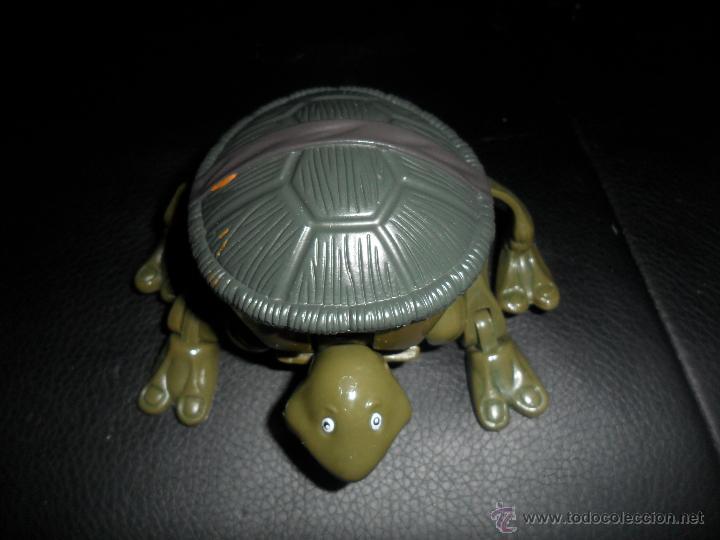 Figuras y Muñecos Tortugas Ninja: DONATELLO - TORTUGAS NINJA MUTATION - SE TRANSFORMA EN TORTUGA - Foto 2 - 50918919