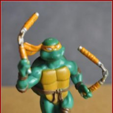 Figuras y Muñecos Tortugas Ninja: TORTUGAS NINJA - MIRAGE STUDIOS 2004 - MICHELANGELO. Lote 51073756