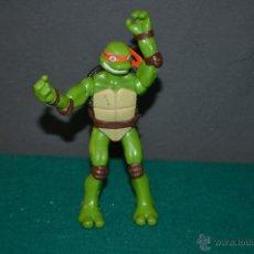 Figuras y Muñecos Tortugas Ninja: FIGURA TORTUGA NINJA MICHELANGELO . Lote 51214645