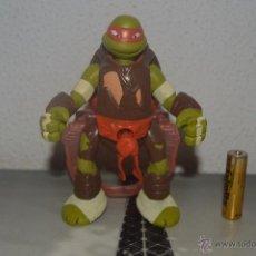 Figuras y Muñecos Tortugas Ninja: CN MUÑECO FIGURA TORTUGA NINJA PLAYMATES VIACOM 2013 TORTUGAS NINJAS. Lote 51352013