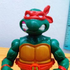 Figuras y Muñecos Tortugas Ninja: TEENAGE MUTANT NINJA TURTLES TORTUGAS NINJA TORTUGA NINJA STORAGE SHELL A FALTA DE CAPARAZÓN 1990. Lote 51559615