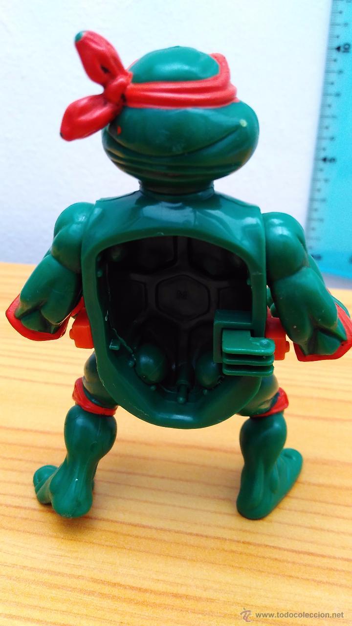 Figuras y Muñecos Tortugas Ninja: teenage mutant ninja turtles tortugas ninja tortuga ninja storage shell a falta de caparazón 1990 - Foto 2 - 51559615