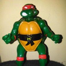 Figuras y Muñecos Tortugas Ninja: TORTUGAS NINJA TURTLES RAFFAELLO RARE FIGURAS PVC RARA ANOS 80 FIGURA. Lote 51813450