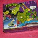 Figuras y Muñecos Tortugas Ninja: VINTAGE 80-90´S BANDAI PLAYMATES TURTLES RETRO CATAPULT BRAND NEW NUEVO. Lote 52396052